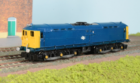 CC1-2 electric loco by Grahame Hedges-01