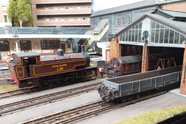 MODELLING THE UNDERGROUND BY TERRY TEW-04